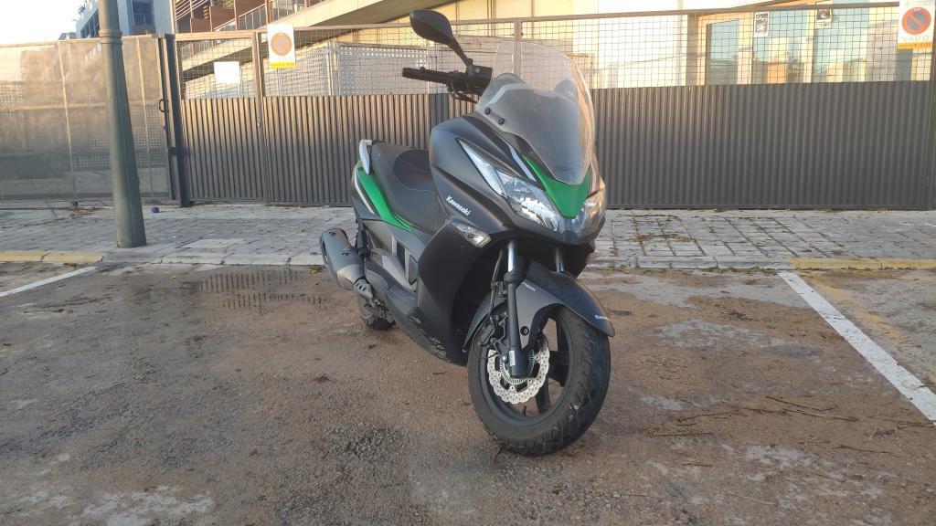 Kawasaki J 300 SPECIAL EDITION ABS